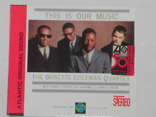 The Ornette Coleman Quartet-This is Our Music-CD