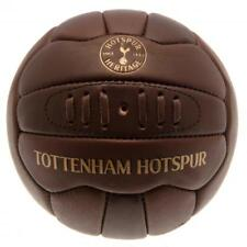Tottenham F.C Retro Leather Vintage Football Size 5 - Official Gift