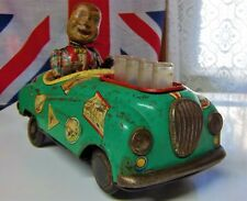 Antique JAGUAR 140-150 Battery Car Babe Ruth Mickey Rooney Car RunsDrives Jaguar