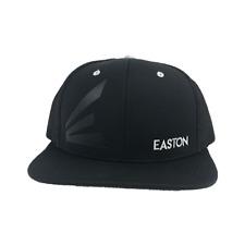 bd96de091c1 Easton Embossed Hat by Richardson R165–Black White Button  Embossed LG XL