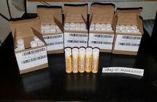 60 Lot BURT'S BEES * COCONUT & PEAR * Moisturizing Lip Balm EXP 2022++ FRESH!