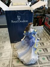 "RARE Royal Doulton Porcelain Figurine ""Rebecca"" HN4041 Beautiful ! HAND SIGNED !"