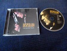 CD Soundtrack Desperado Santana Tito & Tarantula Los Lobos Dire Straits Mariachi