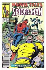 MARVEL TALES (Vol 2) #215 (9/88)--FN+ / r/ASM #162; Punisher; Mike Zeck cover^