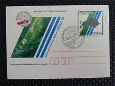 POLEN BISON BISONS WISENT WISENTE BUFALLO CARD c4517