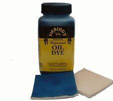 Fiebing's Professional Oil Dye Royal Blue 4 oz (118 mL) 2110-07