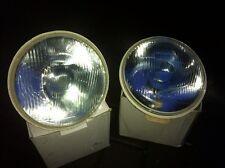 Halogen Headlamp Conversion 7 Inch Domed Lens Inc Pilot Mgb R/b Lhd
