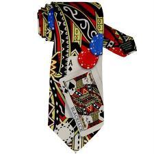 Black Jack  Neck Tie