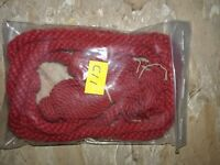 Original Civil War Red Hat Cord