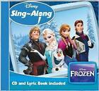 Disney Sing-Along - Frozen - Audio CD and Lyric Book (NEW CD)