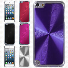 For iPod Touch 6 6th Gen METAL Cosmo HARD Protector Phone Cover +Screen Guard