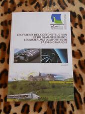 CESER de Basse-Normandie, Les matériaux composites en Basse-Normandie