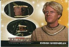 Battlestar Galactica Colonial Warriors Promo Card P3