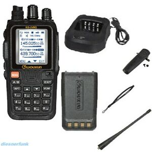 Wouxun KG-UV8Q 2m/70cm VHF/UHF Dualband Duplex Crossband Repeater PMR FREENET