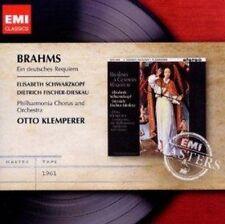 Otto Klemperer - Brahms Ein Deutsches Requiem (NEW CD)