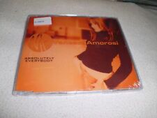 Vanessa Amorosi -  Absolutely Everybody   Maxi CD  OVP