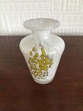 Beautiful Mdina Glass Vase