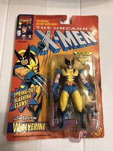 Toy Biz The Uncanny X-men Wolverine 2nd Edition Figure
