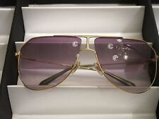 Sama-Mens Sunglasses Max Gold - Sz 63 Retail $459 - New without tag