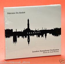 Fabrizio De André Sogno N° 1 London Symphony Orchestra CD DIGIPACK sigillato