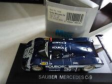 Max Models 1/43 Sauber Mercedes C9 #62 Le Mans 1987