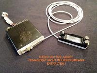 YAESU, Separating Kit YSK-90 für FT-90; Mobilhalterung, Separating Kit, Halter