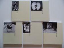 Phaidon 55, kleine Fotoreihe:Andre Kertesz.Eugene Atget.Gabriele Basilico.Narda