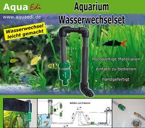 Aquarium Wasserwechsel Set Aquaedi