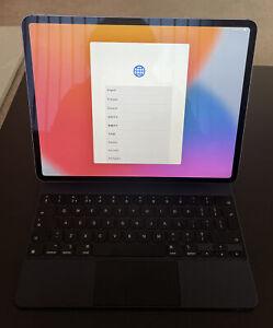 Apple iPad Pro 4th Gen. 256GB, Wi-Fi Cellular 12.9 Space Grey + Magic Keyboard