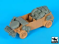 BLACK DOG  T35219 , Kübelwagen Africa Corps accessories set , 1:35
