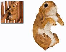 Figur Hase Feldhase Rammler Rolf Kaninchen lebensecht Osterhase Gartenfigur
