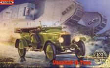 RODEN 735 - Model Kit VAUXHALL D Type