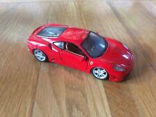 Maisto Ferrari F430 Die Cast Model Car Scale 1/24