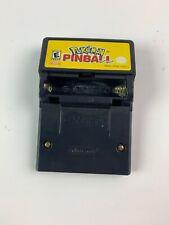 Pokemon Pinball (Nintendo Gameboy) No Battery Cover