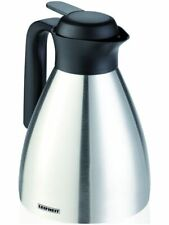 Leifheit Stainless Steel Jug Thermos Insulating Jug Coffee Pot Teapot 1l