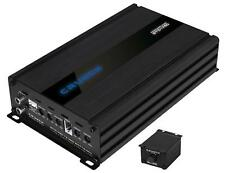 Crunch GTO1750 MONO CLASS D MICRO AMPLIFIER kompakter Mono Verstärker 1500 Watt