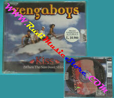 CD Singolo Vengaboys Kiss(When The Sun Don't Shine)7243 8 87944 0 4 SIGILL(S28)