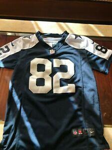 Dallas Cowboys #82 Jason Witten Nike Jersey, Medium