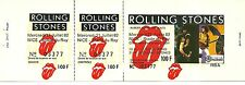 RARE / TICKET COMPLET DE CONCERT - THE ROLLING STONES LIVE A NICE FRANCE 1982