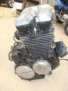 1984 HONDA CB 750 CB750 ENGINE MOTOR
