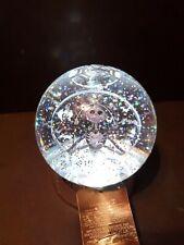 NEW Disney Water Snow Globe Dazzler Nightmare Before Christmas Dept 56 Jack
