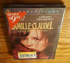 Camille Claudel (DVD, MGM World Films) Bruno Nuytten Gerard Depardieu RARE NEW
