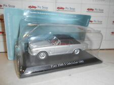HACF2300S by HACHETTE FIAT 2300 S CABRIOLET 1962 1:43