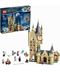 LEGO 75969 Harry Potter Hogwarts Castle Astronomy Tower New & Sealed Damaged Box