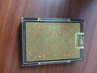 Elegance Gold Deck Bicycle Playing Cards Poker Size USPCC Limited Edition