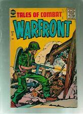 Warfront  #29  Harvey Comics 1956