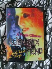Alien Sex Fiend ASF - A Purple Glistener-Liquid Head In Tokyo DVD - RAR