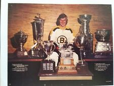 Vintage NHL Boston Bobby Orr Lot