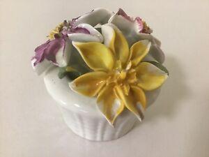 """SANDFORD Flower Of The Month Floral Arrangement For """" OCTOBER"""" Mint"""