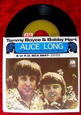 Single Tommy Boyce & Bobby Hart Alice Long
